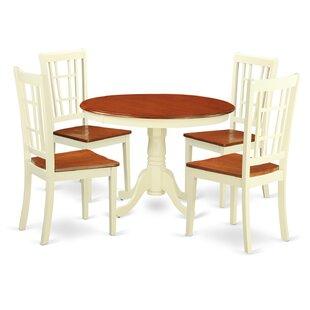 Travis 5 Piece Dining Set