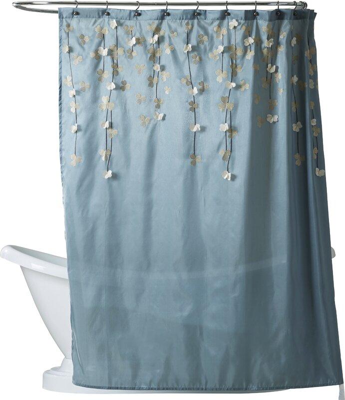 Alcott Hill Ravenna Shower Curtain & Reviews | Wayfair
