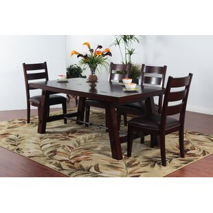 Midvale Solid Wood Dining Table