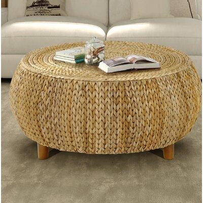 Beige Round Coffee Tables You Ll Love Wayfair