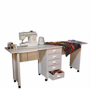 Fold Away Craft U0026 Sewing Tables Youu0027ll Love | Wayfair