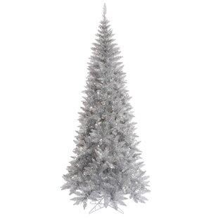 Silver Christmas Trees Youll Love Wayfair