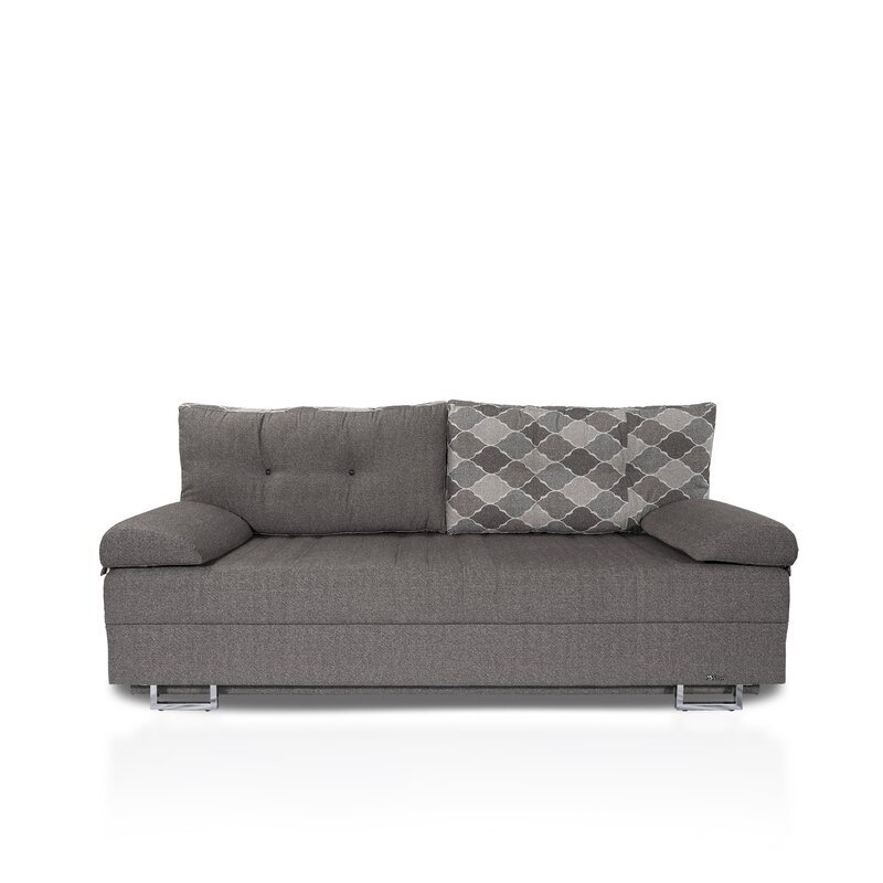 Fantastic Jolien Fabric Upholstery Sofa Bed Home Interior And Landscaping Ologienasavecom