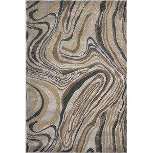modern & contemporary wood grain rug | allmodern