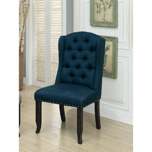 Tennessee Upholstered Dining Chair (Set of 2)