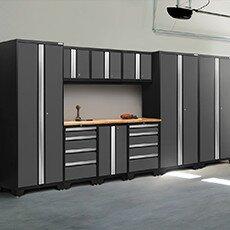 Garage Cabinet Storage