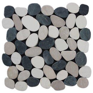 Pebble Tile You\'ll Love | Wayfair