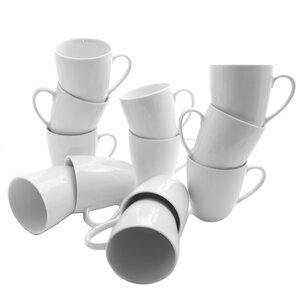 Rommel Catering Packs Round Mugs (Set of 12)