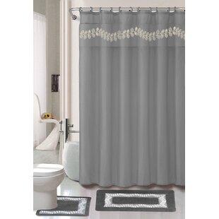 Rideaux de douche: Entretien - Lavable en machine | Wayfair.ca