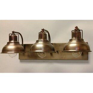 Solid brass bathroom light fixture wayfair save aloadofball Images