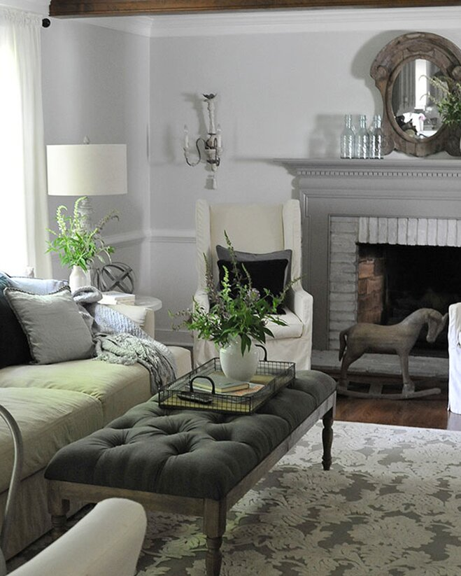 House Tour: Monochromatic, Not Monotonous | Wayfair