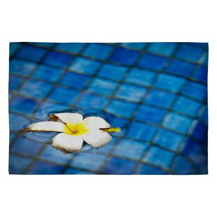 Reviews Bird Wanna Whistle Floating Flower Novelty Rug ByDeny Designs