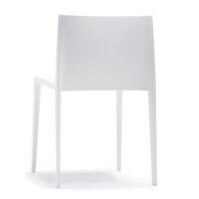 Andreu World Sail Side Chair (Set of 6) Finish: White