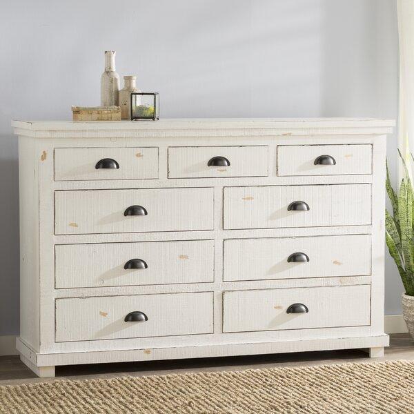 Castagnier 9 Drawer Dresser Amp Reviews Birch Lane