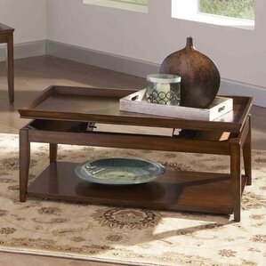 Steve Silver Furniture Clemson Coffee Table with Lift-Top Image