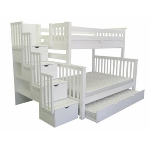 white bunk bed with stairs. Save White Bunk Bed With Stairs