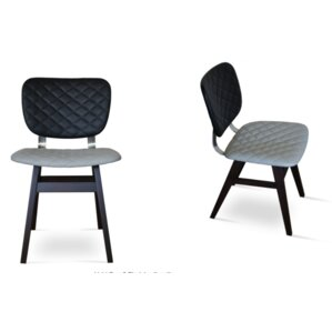 Hazal Upholstered Dining Chair by sohoConcept