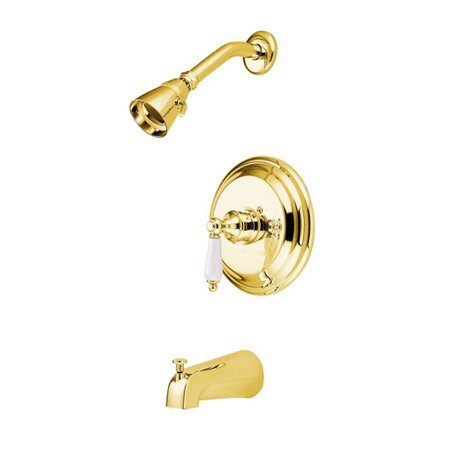 Brass Shower Handles | Wayfair