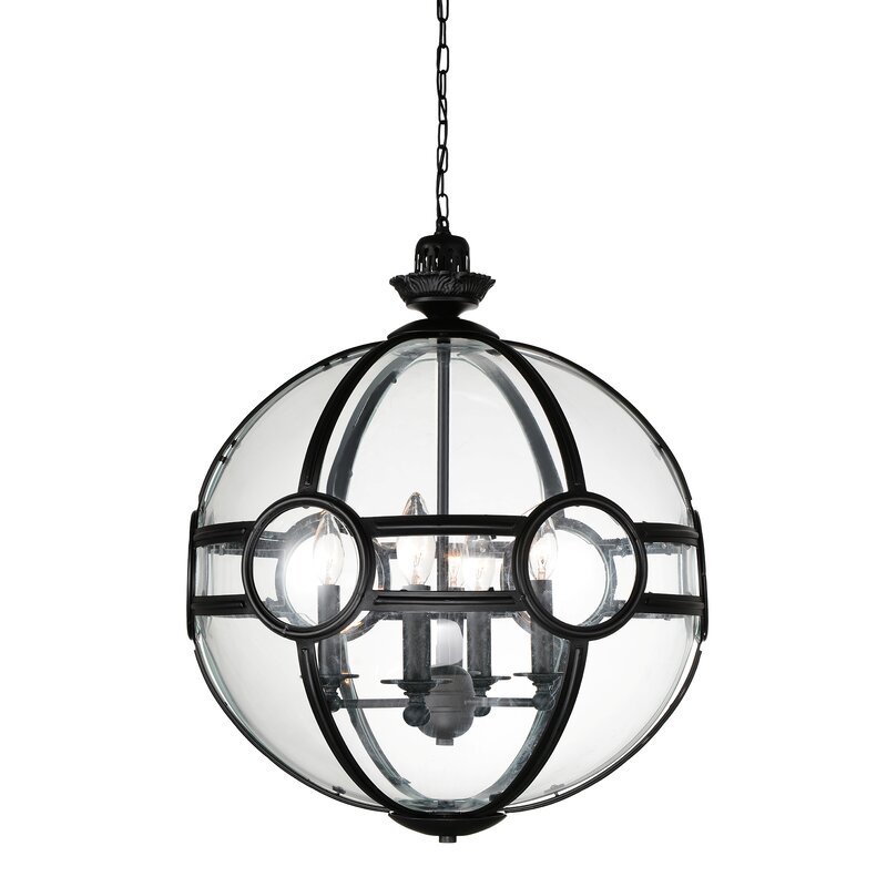 Cwilighting Beas 5 Light Chandelier