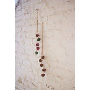 Sleigh Bell Door Hanger | Wayfair