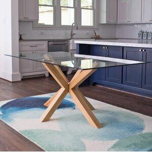 Isaiah Rectangular Dining Table by Corrigan Studio