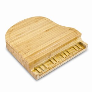 Piano Cheese Tray