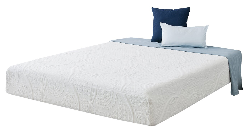 8 firm memory foam mattress reviews allmodern. Black Bedroom Furniture Sets. Home Design Ideas