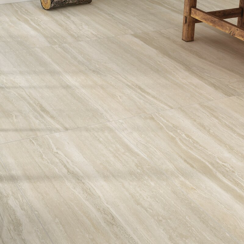 Tempting Advantages Of Travertine Look Porcelain Tile
