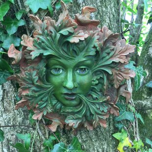 Delicieux Greenmen Garden Wall Decor