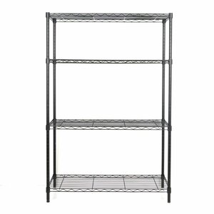 4 Tier Wire Storage Rack