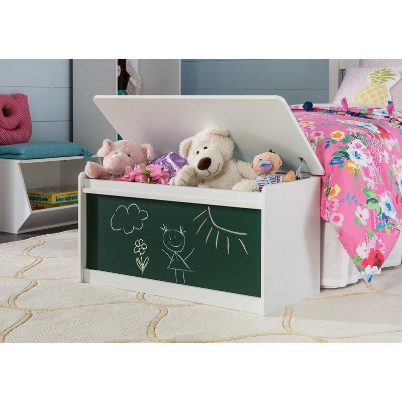 KidSpace Chalkboard Toy Organizer