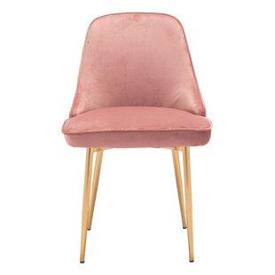 Light Pink Dining Chair Wayfair