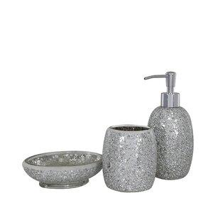 Accessory Sets Wayfaircouk - Cheap bathroom accessory sets