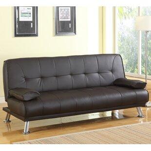 Tan Leather Sofa Bed | Wayfair.co.uk
