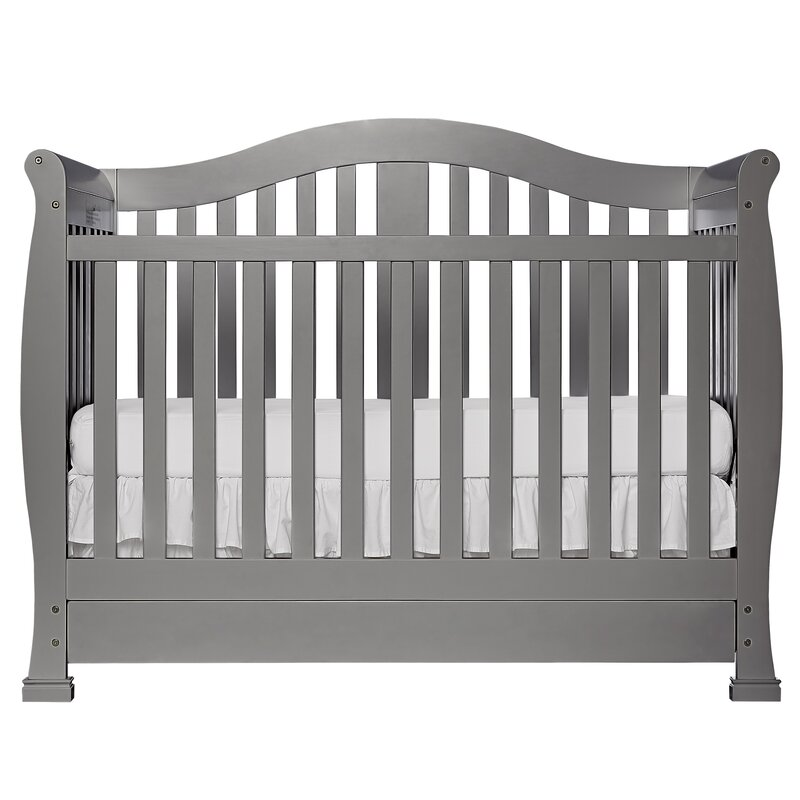 on me 5 in 1 convertible crib with storage reviews