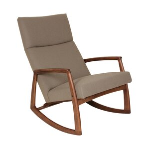 dCOR design The Bollnas Lounge Rocking Chair Image