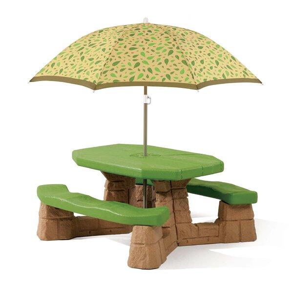Step2 Naturally Playful Kids Picnic Table Reviews Wayfair