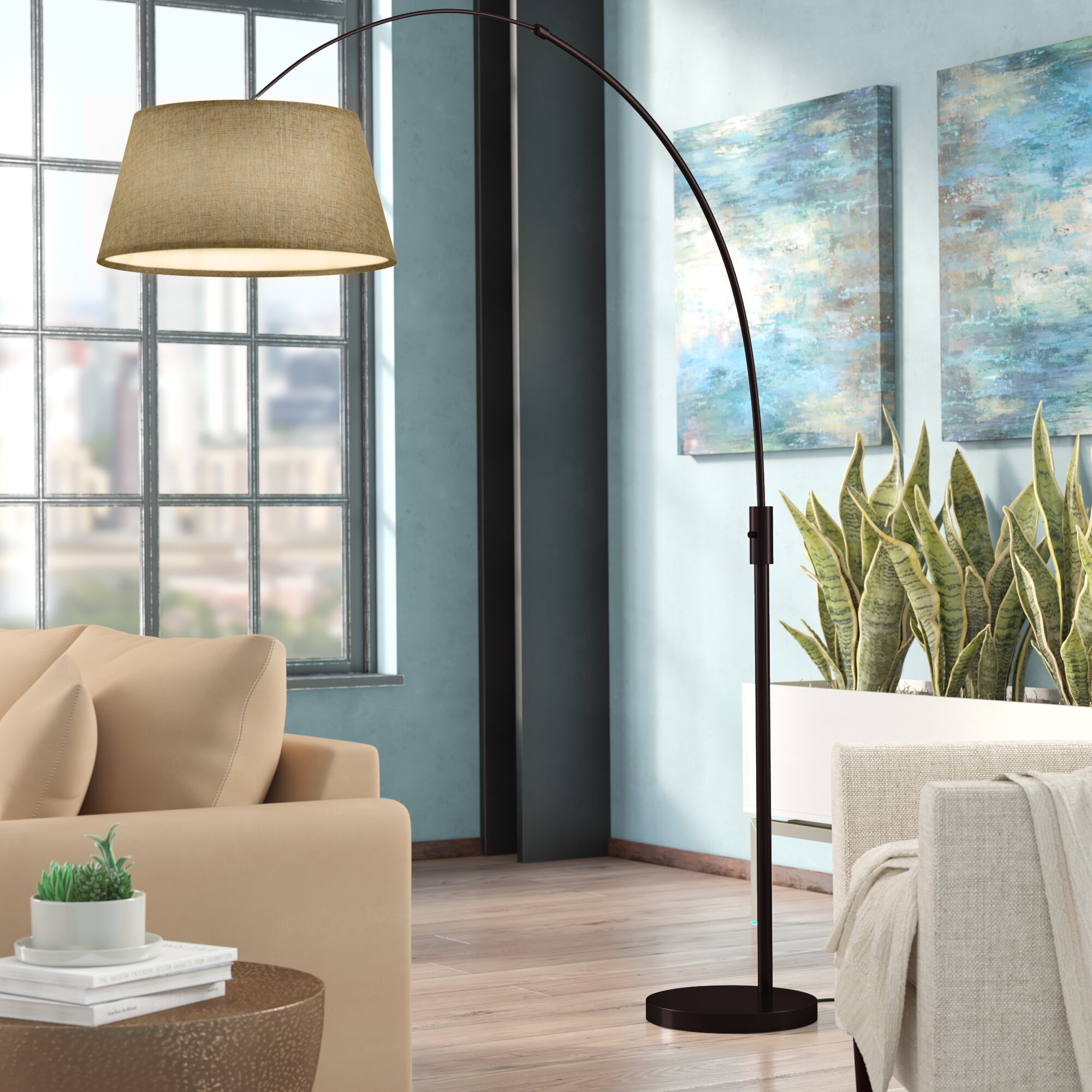 arch floor lamps for living room  floor lamps