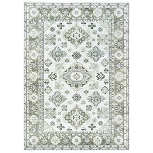 Comparison Schilling Off White Area Rug By World Menagerie