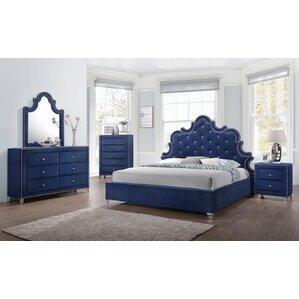 Bedroom Sets That Include Mattresses platform bedroom sets you'll love | wayfair