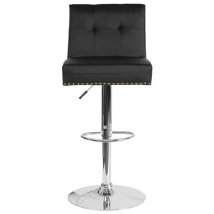 Blanco Adjustable Height Bar Stool