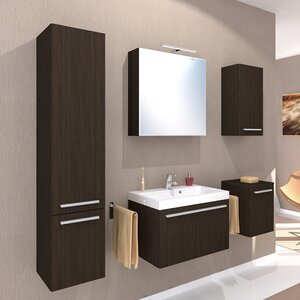 Alice 6 Piece Bathroom Furniture Set von Belfry ..