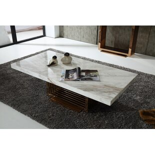 Exceptionnel Jayleen Marble Coffee Table