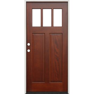 Wood Exterior Doors You\'ll Love
