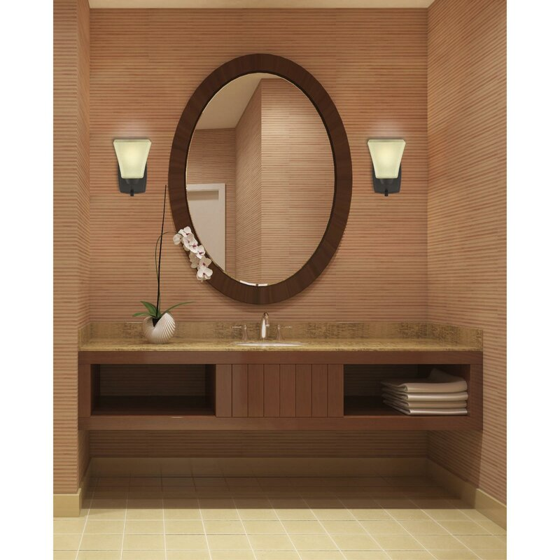 Westinghouse Lighting Midori 1-Light Bath Sconce | Wayfair
