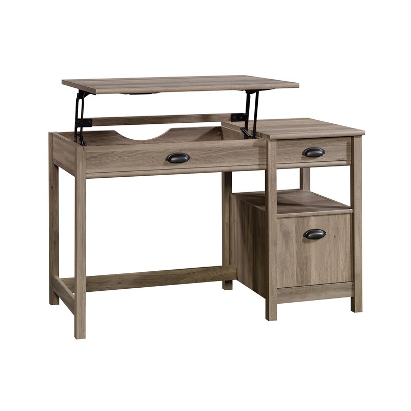 Beachcrest Home Pinellas Standing Desk Reviews Wayfair
