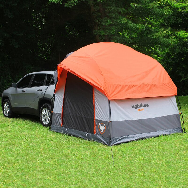 SUV 4 Person Tent & Rightline Gear SUV 4 Person Tent u0026 Reviews | Wayfair