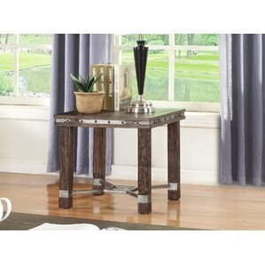 Loon Peak Hekimhan End Table
