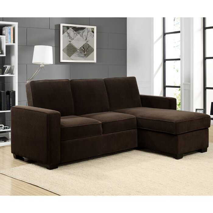 Charlie Sleeper Sectional  sc 1 st  Wayfair.ca : serta sectional - Sectionals, Sofas & Couches