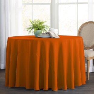 Orange Tablecloths Youu0027ll Love | Wayfair